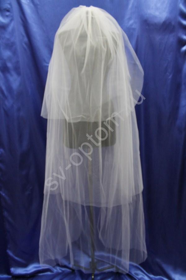 Купить фату на свадьбу недорого