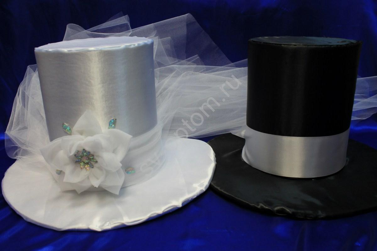 Как сделать свадебную шляпу на машину своими руками 54