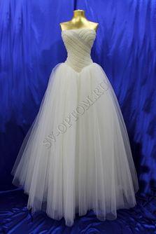 Свадебное платье Цвет: Айвори №1224 раз. 40, 42, 44, 46. арт. 009