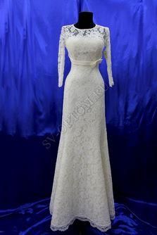 Свадебное платье Цвет: Айвори раз. 40, 42, 44, 46, 48. арт. 022