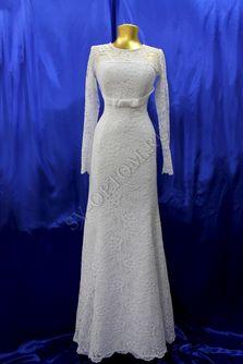 Свадебное платье Цвет: Белый №920 раз. 42, 46, 48. арт. 024
