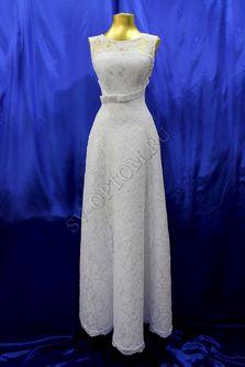 Свадебное платье Цвет: Белый №1119 раз. 40, 50, 52, 54, 56, 60. арт. 027