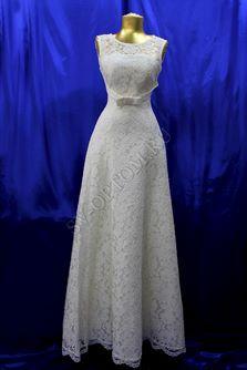 Свадебное платье Цвет: Айвори №1111 раз. 40, 50. арт. 028