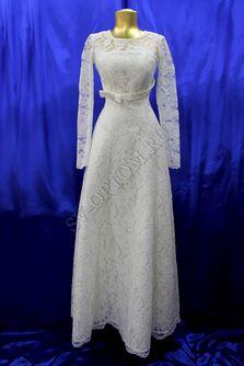Свадебное платье Цвет: Айвори №11 раз. 40, 52. арт. 030