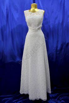 Свадебное платье Цвет: Белый №398 раз. 42, 58. арт. 031