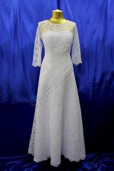 Свадебное платье Цвет: Белый №1267 раз. 50. арт. 032