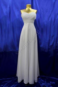 Свадебное платье Цвет: Белый №283 раз. 44. арт. 033