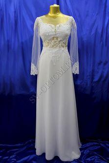 Свадебное платье Цвет: Белый №ЕВ139 раз. 50. арт. 035