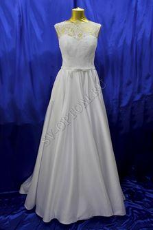 Свадебное платье Цвет: Белый №ЕВ119 раз. 48. арт. 036