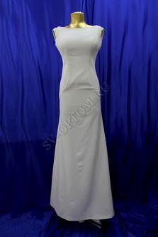 Свадебное платье Цвет: Кремовый №ЕВ149 раз. 42. арт. 043