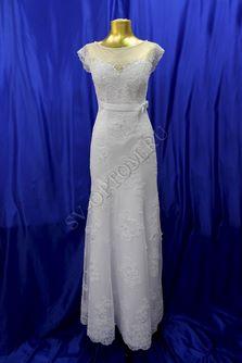 Свадебное платье Цвет: Белый №15027 раз. 46. арт. 045