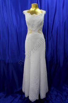 Свадебное платье Цвет: Белый №15025 раз. 44. арт. 047