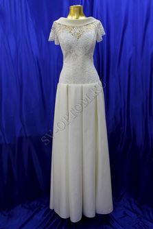 Свадебное платье Цвет: Айвори №15008 раз. 46. арт. 050