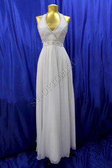 Свадебное платье Цвет: Белый №133 раз. 42, 46. арт. 059