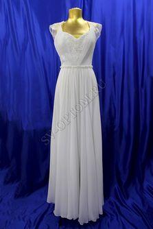 Свадебное платье Цвет: Белый №23 раз. 42. арт. 060