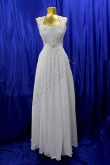 Свадебное платье Цвет: Белый №383 раз. 42. арт. 061