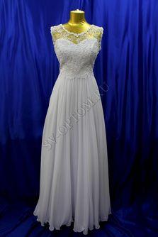 Свадебное платье Цвет: Белый раз. 46. арт. 063