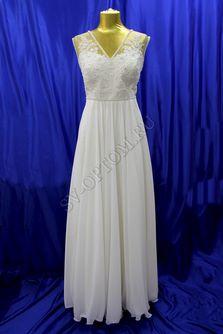 Свадебное платье Цвет: Айвори №1001 раз. 50. арт. 064