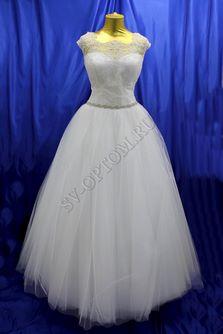 Свадебное платье Цвет: №1131 раз. 54. арт. 074
