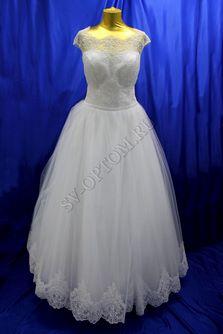 Свадебное платье Цвет: №1240 раз. 54, 56. арт. 078