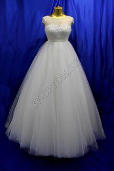 Свадебное платье Цвет: Айвори №1225 раз. 46. арт. 080