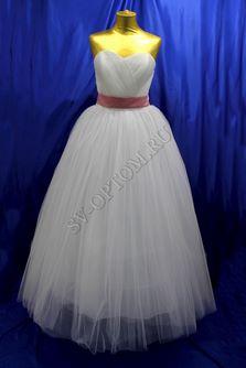 Свадебное платье Цвет: Белый №11 раз. 52. арт. 083