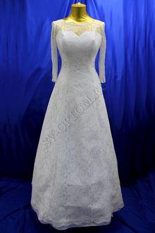 Свадебное платье Цвет: Белый №10 раз. 46. арт. 084