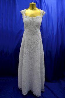 Свадебное платье Цвет: Белый №559 раз. 54. арт. 085