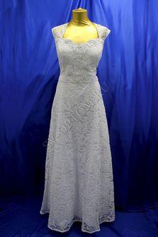 Свадебное платье Цвет: Белый №389 раз. 56. арт. 086