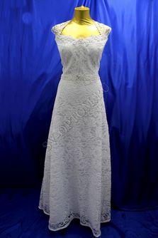 Свадебное платье Цвет: Белый №401 раз. 54, 56, 58. арт. 087