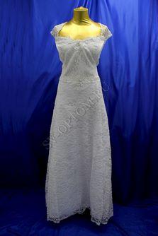 Свадебное платье Цвет: Белый №577 раз. 58. арт. 088