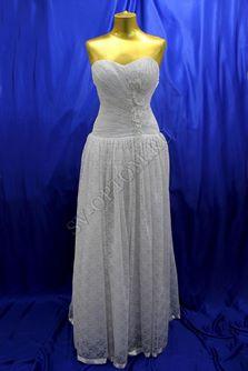 Свадебное платье Цвет: Белый №92 раз. 46. арт. 095