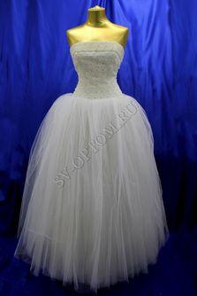 Свадебное платье Цвет: Айвори №198, 65 раз. 50. арт. 122