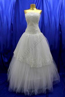 Свадебное платье Цвет: Айвори №172, 323 раз. 46. арт. 128