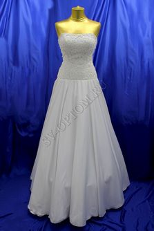 Свадебное платье Цвет: Белый №91, 215 раз. 48. арт. 136