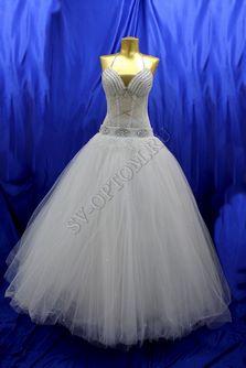 Свадебное платье Цвет: Белый №141, 192 раз. 46. арт. 137