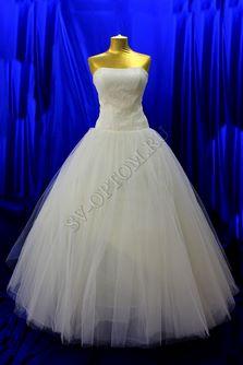 Свадебное платье Цвет: Айвори №237 раз. 48. арт. 147