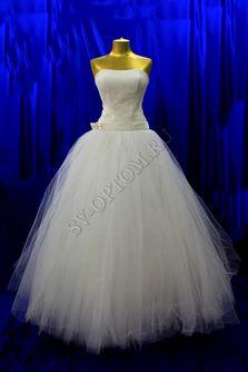 Свадебное платье Цвет: Айвори №237 раз. 48. арт. 148