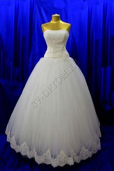 Свадебное платье Цвет: Айвори, Белый №41 раз. 48. арт. 149