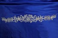 Пояс для платья, 6х40см. арт. 1-001
