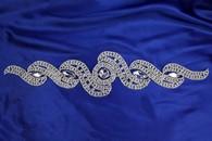 Пояс для платья, 9х40см. арт. 1-003