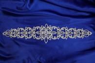 Пояс для платья, 8х40см. арт. 1-004