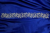 Пояс для платья, 5х45см. арт. 1-009