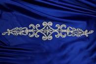 Пояс для платья, 8х40см. арт. 1-010