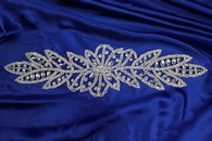 Пояс для платья, 11х45см. арт. 1-011