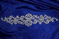 Пояс для платья, 9х40см. арт. 1-012