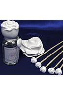 Набор ароматический с розовым маслом арт. 140-02